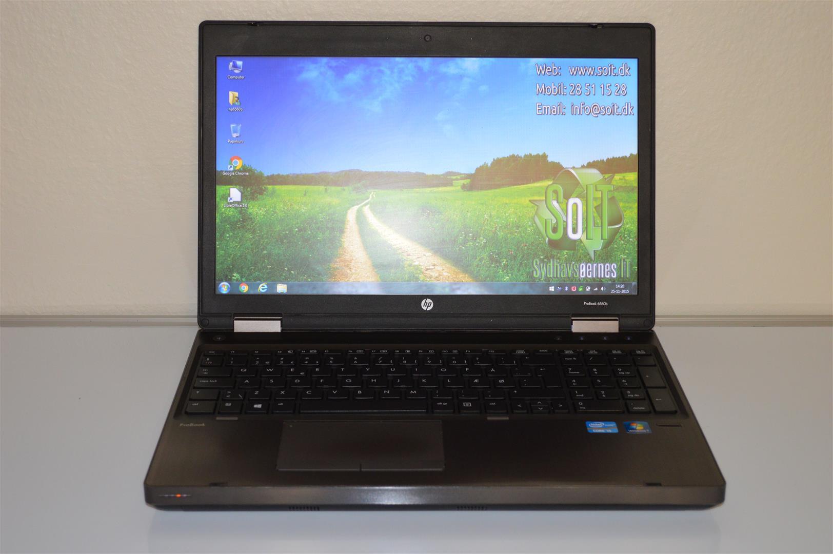 Billig HP ProBook 6560b